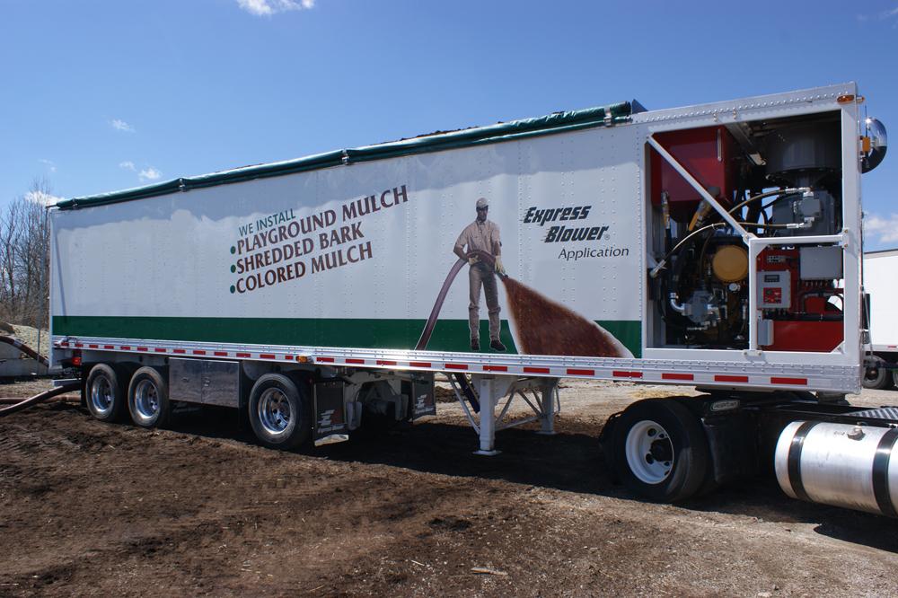 Truck Mount Models Express Blower