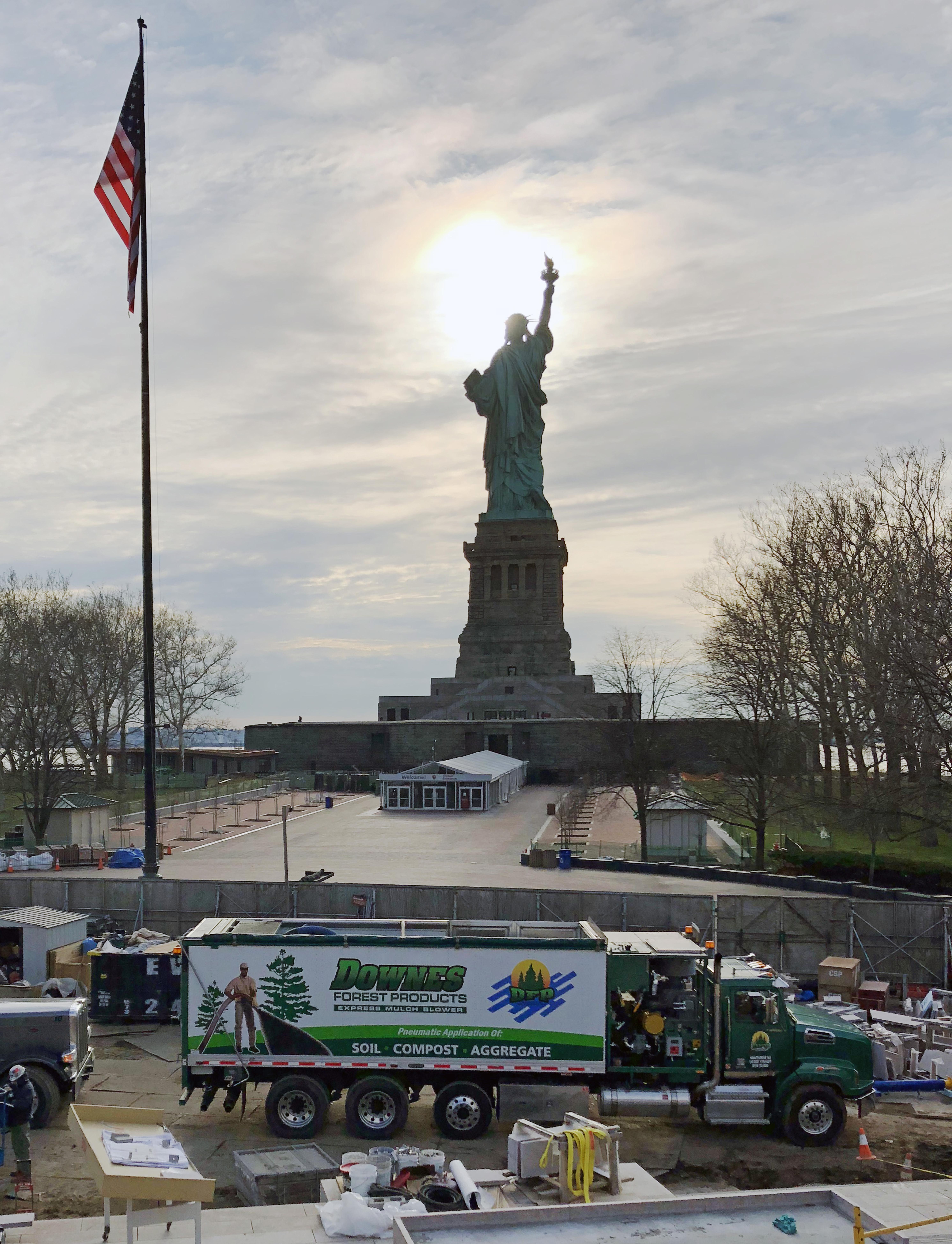 Hi Res Statue of Liberty